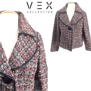 Vex Collection Tweed jacket Sz 42